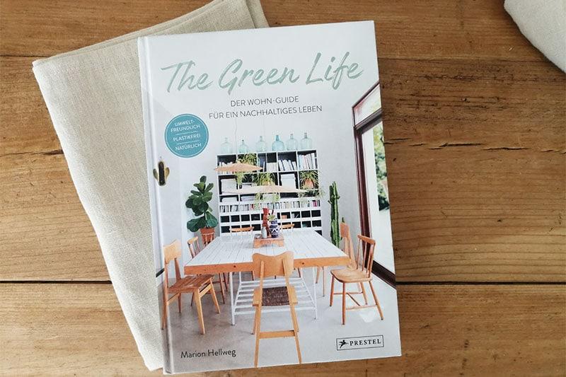 Het groene leven van Marion Hellweg: een boek voor duurzaam leven