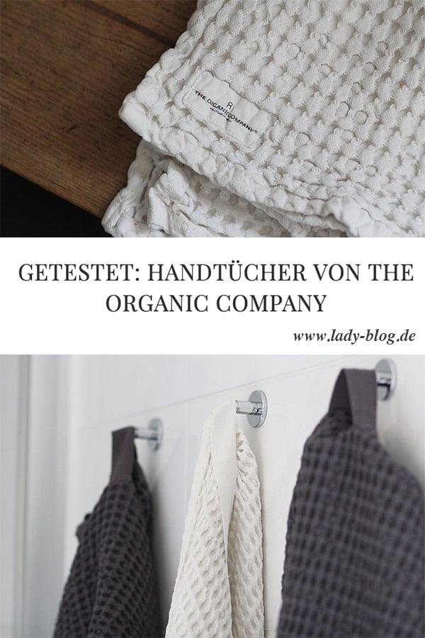 Getest: Handdoeken van The Organic Company