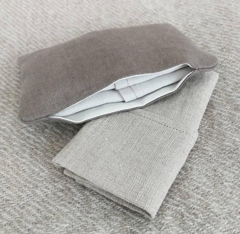 Stijlvolle zakdoeken naaien