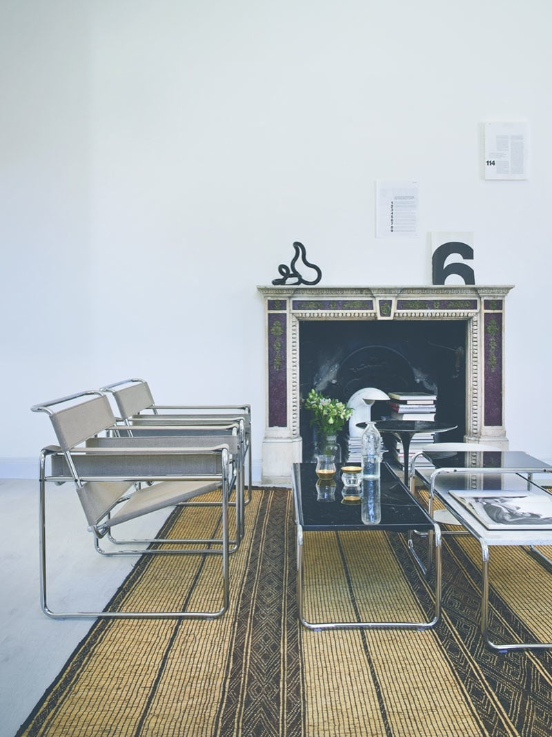 Designklassiekers: De Wassily stoel van Marcel Breuer
