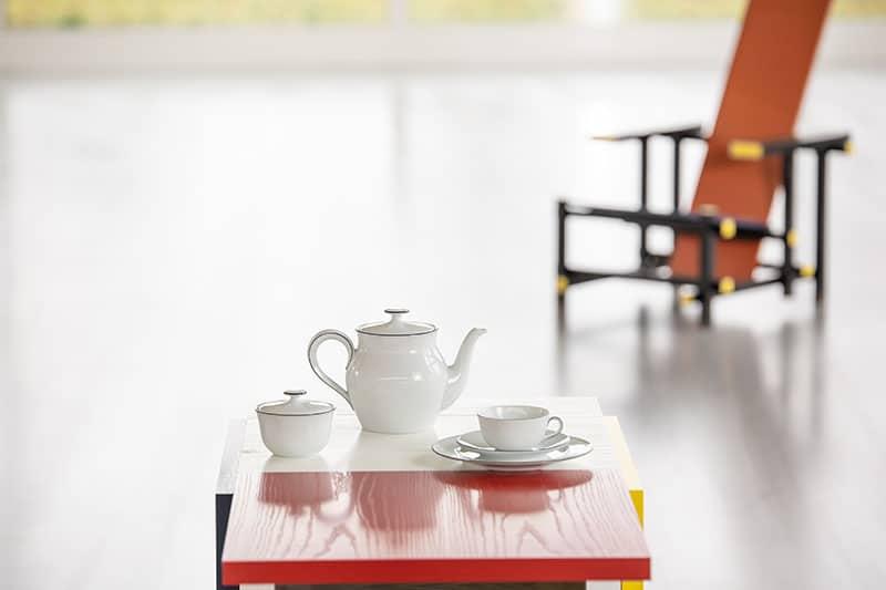Designklassiekers: Het Bauhaus serviesgoed Wagenfeld