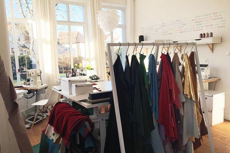 Een bezoek aan Tanja Dieckmann uit Stilstück