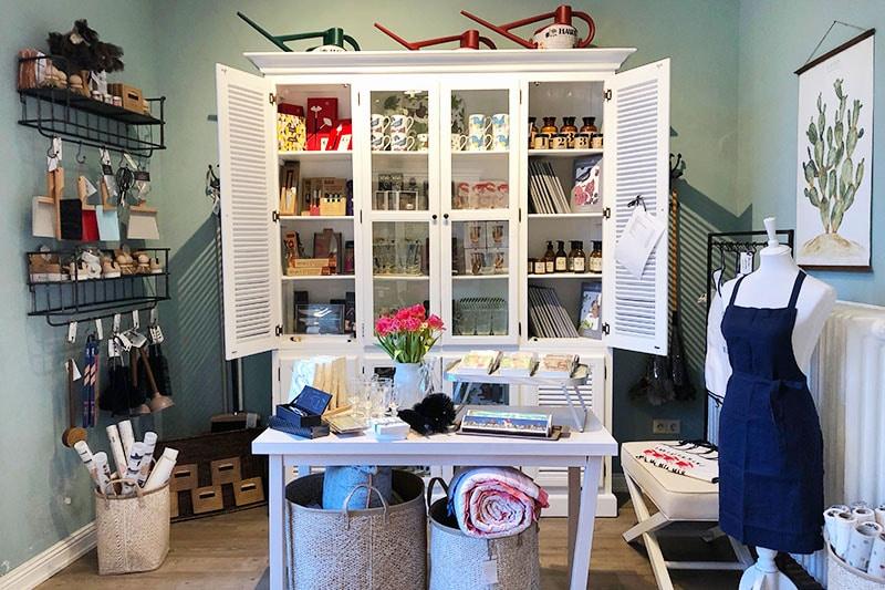 Selectie Gustavia Shop in Hamburg