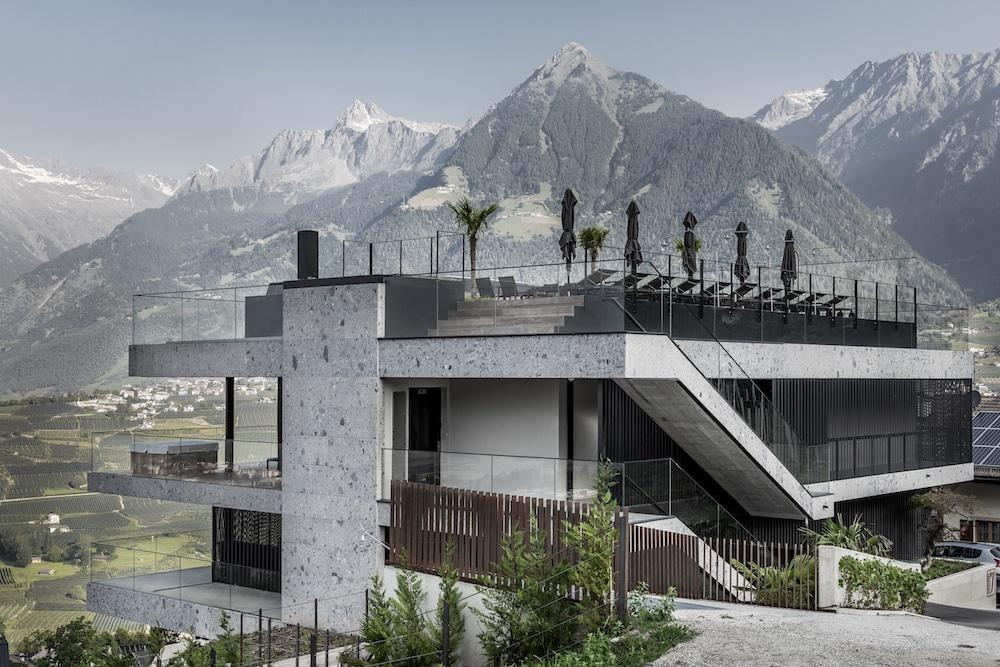 Modepilot Appartement 7 Huis op een helling Zuid-Tirol