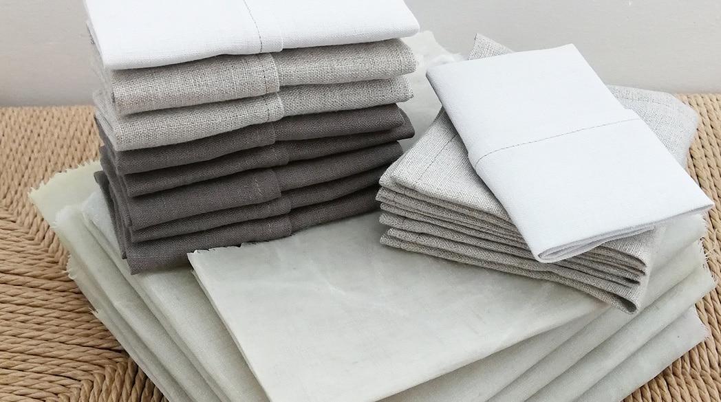 DIY: Zelf stijlvol herbruikbaar textiel maken