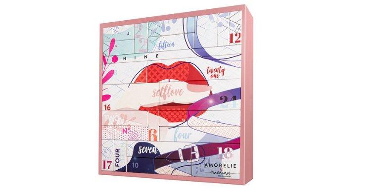 Amorelie adventkalender 2019